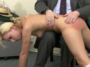 fresh spanked ass - ass freshly looking nice spanked