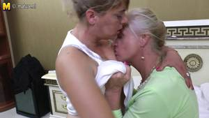 Amateur Old And Young Lesbians - Old and young lesbian amateur group sex