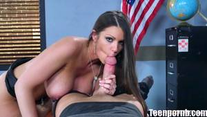 Brooklyn Chase Big Tits At School - BigTitsAtSchool Brooklyn Chase Nailing Ms. Chase Part One