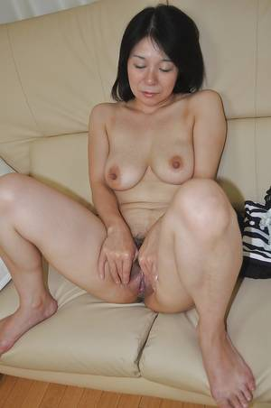Asian milf pussy