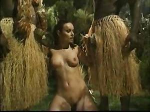 Tribal orgy