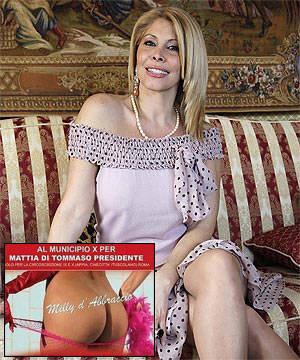 Porn stars italian List vintage
