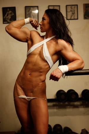 Babe porn muscle 💪 Muscular