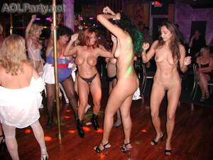 Naked Dance Party