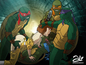 Porn turtles Ninja Turtles